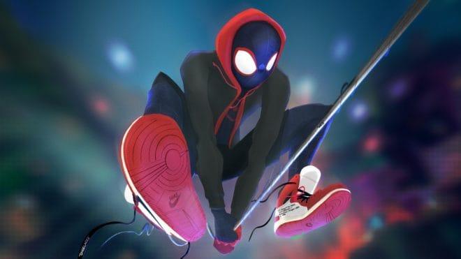 Le nouveau trailer de Spider-Man : Into the Spider-Verse est enfin de sortie.