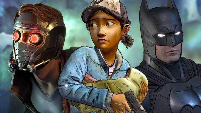 Telltale Games vient de procéder au licenciement de ses derniers employés.
