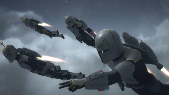 La nouvelle série Star Wars dévoile son titre et son histoire.