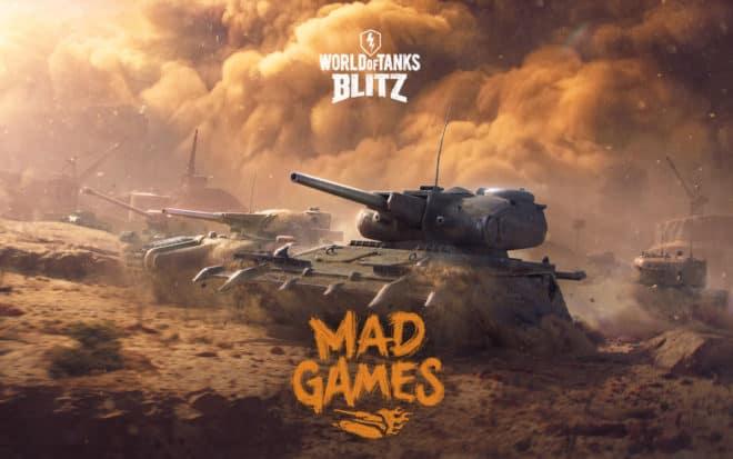 Le célèbre designer des véhicules de Mad Max : Fury Road crée deux nouveaux tanks exclusifs pour World of Tanks Blitz.