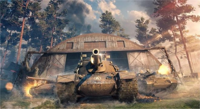 L'édition collector de World of Tanks se dévoile en images.