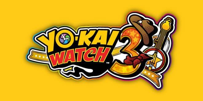 Yôkai Watch 3 sera disponible le 7 décembre sur Nintendo 3DS.