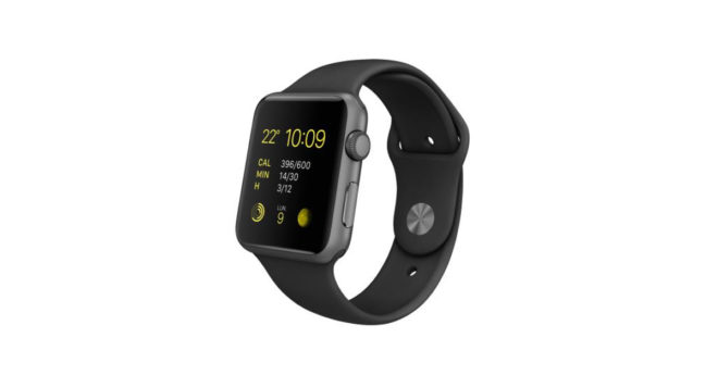 """Si Apple commercialise désormais la Series 4, l'offre du vendeur Hobby Concept sur Fnac.com concerne la première génération de la montre connectée dans sa version noire avec le bracelet sport. Un coach au poignet La montre a tout ce que l'Apple Watch a de plus normal, mais rajoute en prime un bracelet """"sport""""pouvant être adapté […]"""