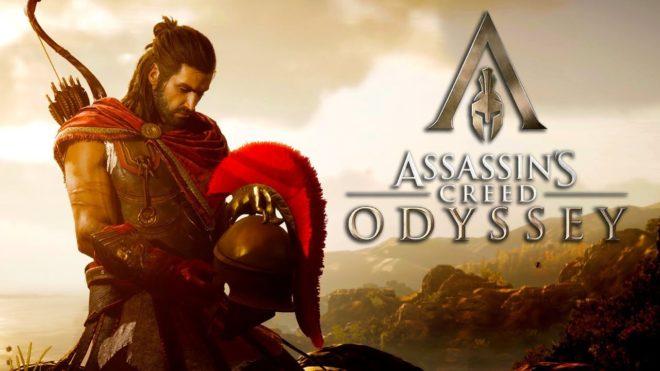 Assassin's Creed Odyssey se dote de la mise à jour 1.0.6.