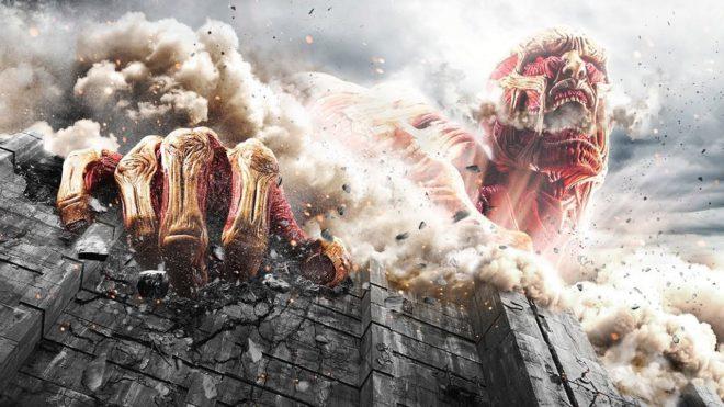 Attack on Titan aura son adaptation en film live action par le réalisateur de Ça.