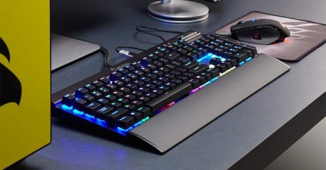 Sérieux clavier gaming avec des touches mécaniques, le K70 RGB a été lancé à prix d'or. S'il reste cher, il est aujourd'hui bien moins onéreux. Des switches au temps de réponse ultra-rapide Le clavier gaming K70 LUX RGB possède des switches Cherry MX RGB Brown et un châssis en aluminium ultraléger et durable. Le logiciel […]
