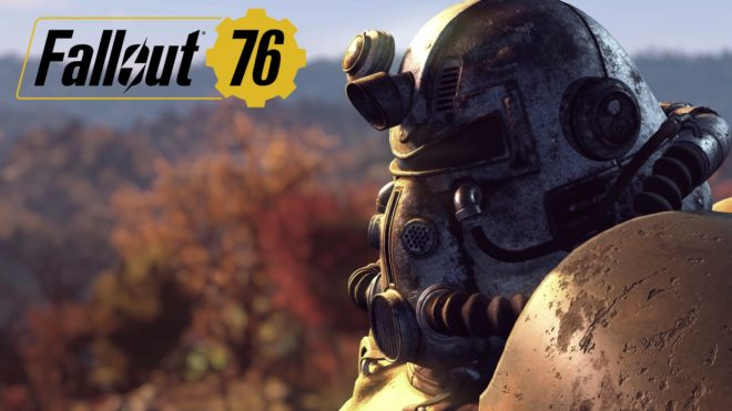 Fallout 76 va avoir le droit à deux mises à jour.