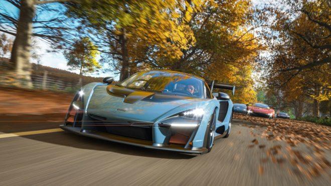 Forza Horizon 4 présente son extension Fortune Island.