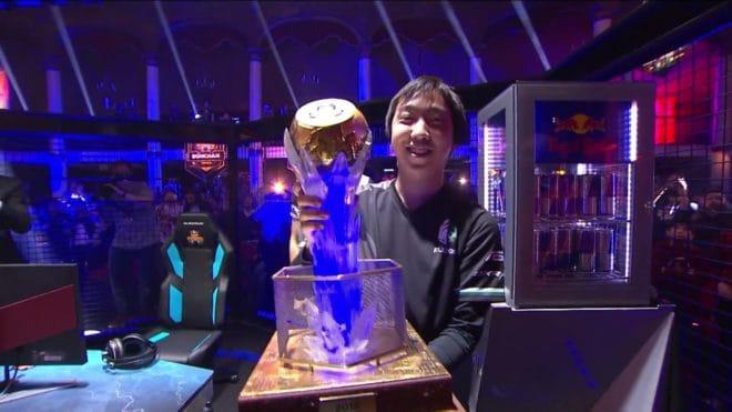 Fujimura met tout le monde KO au Red Bull Kumite 2018.