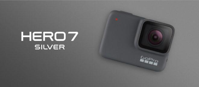 Des images fluides en 4K, un GPS intégré pour suivre votre progression, une caméra robuste et étanche jusqu'à 10 mètres… GoPro présente la HERO7 Silver, la caméra idéale pour vos aventures. Tout comme sur son site officiel, on trouve aujourd'hui l'action cam à prix négocié chez Fnac. Stabilisation, 4K, commandes vocales… La GoPro HERO7 capture […]