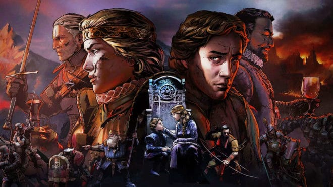 Des ventes en-dessous des attentes de CD Projekt RED pour Thronebreaker : The Witcher Tales.
