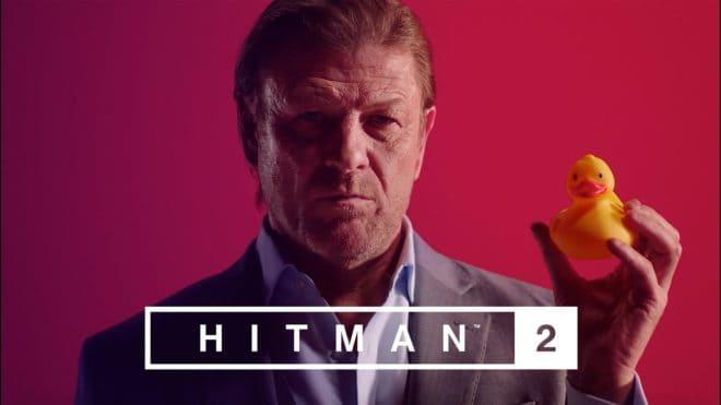 Un trailer de lancement pour Hitman 2.