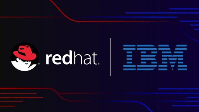 IBM va acquérir l'éditeur Red Hat.