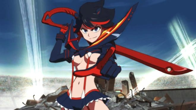 Kill la Kill The Game -IF- sera disponible sur Switch en 2019.