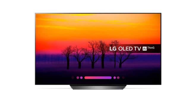 Le nouveau téléviseur OLED55B8 de la marque LG offre des images d'une incroyable clarté. Associé à son tout nouveau processeur a7, bénéficiez de détails somptueux et de noirs profonds pour une totale immersion. Écran OLED et HDR au rendez-vous N'ayant pas recourt à un rétro-éclairage car les diodes superposées produisent de façon autonome leur propre […]