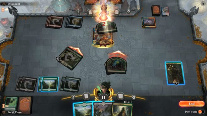 La fonctionnalités Direct Challenge est enfin disponible dans Magic : The Gathering Arena.