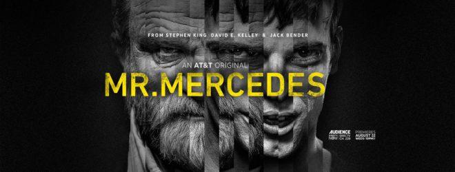Mr. Mercedes renouvelée pour une saison 3.