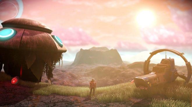 No Man's Sky s'offre une nouvelle mise à jour gratuite avec Visions.