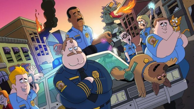 Netflix commande une saison 2 pour Paradise PD.
