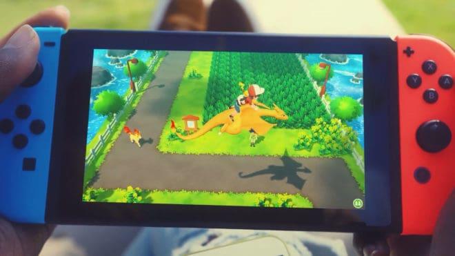Pokémon : Let's Go, Pikachu et Pokémon : Let's Go, Évoli sont disponibles sur Nintendo Switch.