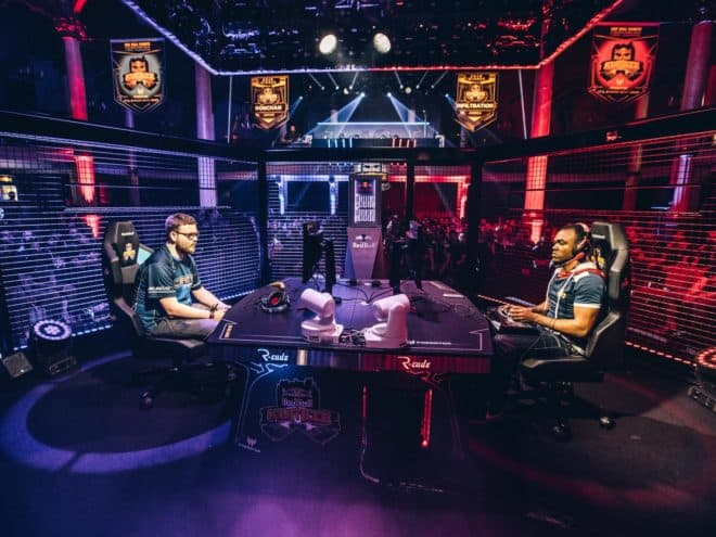 L'édition 2018 du Red Bull Kumite dévoile son casting final.