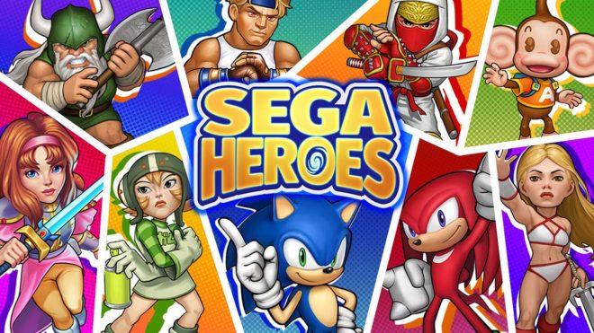 Sega va réunir ses licences dans un puzzle-game.