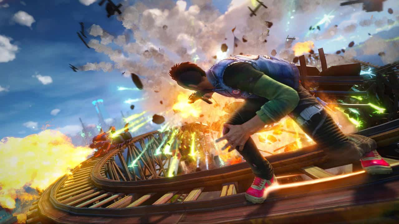 Sunset Overdrive : Insomniac Games officialise la sortie sur PC