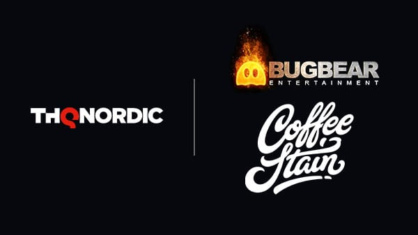 THQ Nordic s'offre les studios Bugbear Entertainment et Coffee Stain.