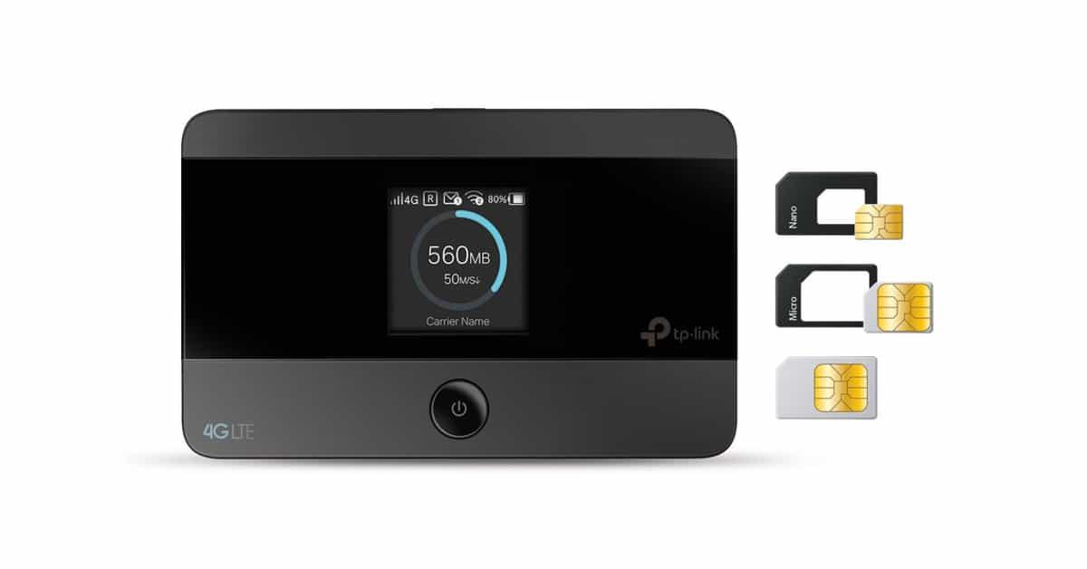 Bon plan : le routeur Wi-Fi 600 Mbps TP-Link à 72€ au lieu ...