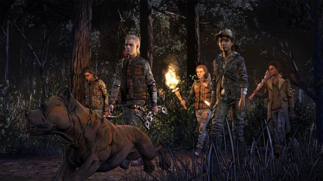 D'anciens employés de Telltale Games vont finir l'ultime saison de The Walking Dead.