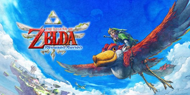 Eiji Aonuma aurait teasé une version Switch de The Legend of Zelda : Skyward Sword.
