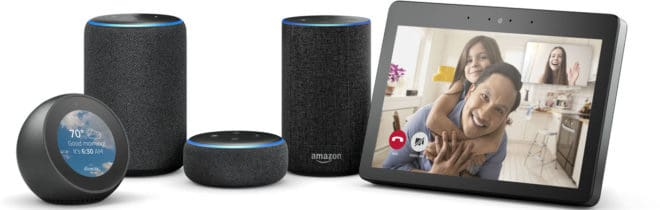 Amazon Alexa Skype