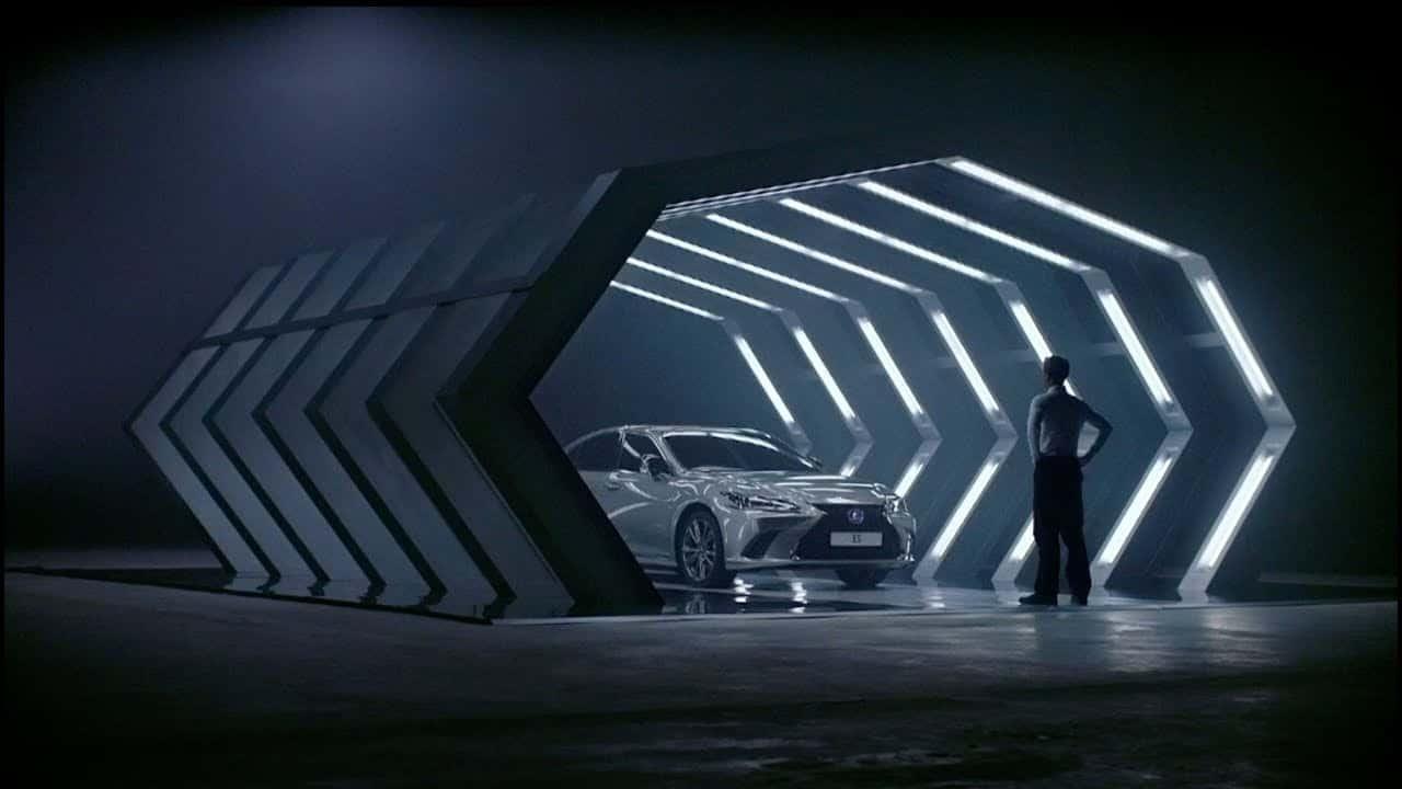 La dernière publicité Lexus a été écrite par une intelligence artificielle