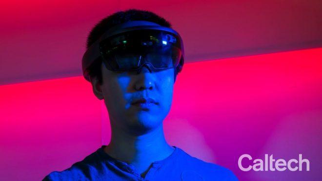 réalité augmentée aveugle