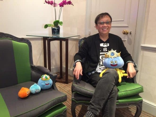 Yuji Horii s'exprime sur le nouveau Dragon Quest.