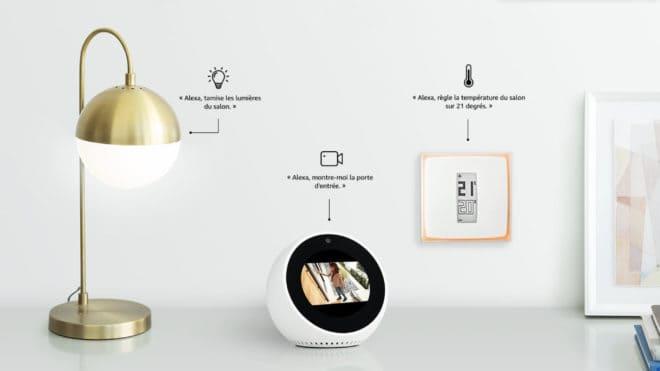 Le 21 septembre dernier,Amazon présentait une nouvelle gamme d'appareils Echoqui comprenait une version revue et corrigée de l'Echo Dot et trois nouveaux produits : Echo Sub, Echo Plus et Echo Spot. Ce dernier se singularise grâce à sa forme passe-partout et son écran. Un assistant avec écran qui sait tout faire Conçu pour être installé […]