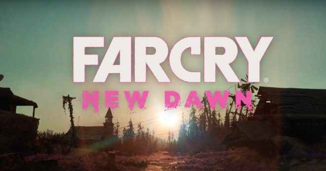 Ubisoft a dévoilé Far Cry : New Dawn aux Game Awards 2018.