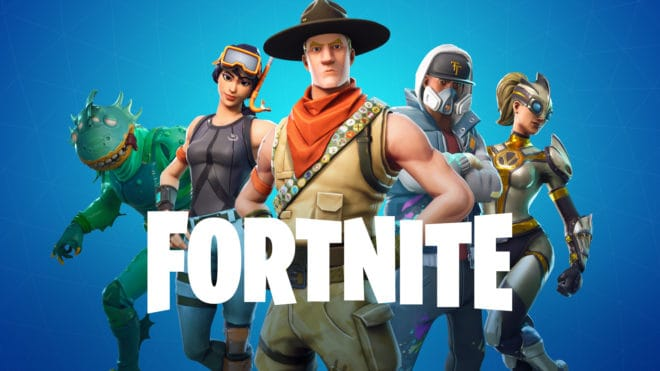 Epic Games reporte officiellement la fusion des comptes de Fortnite.