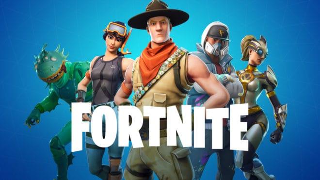 Epic Games reporte officiellement la fusion des comptes de Fortnite.