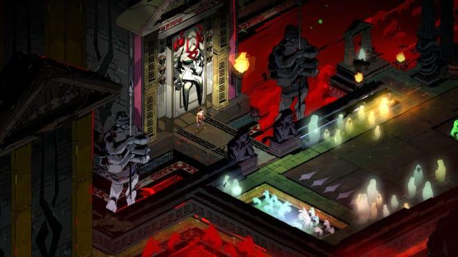 Hades de Supergiant Games est une exclusivité Epic Games Store.
