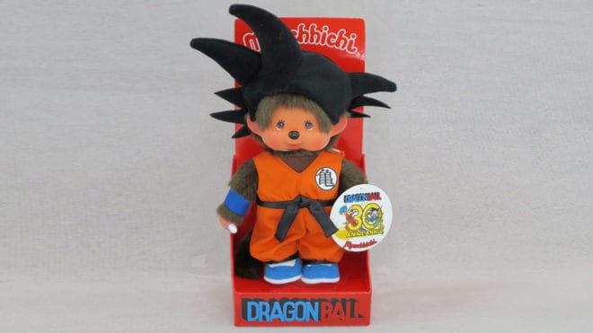 Dragon Ball fête ses 30 ans en France avec une collection exclusive Monchhichi chez Micromania-Zing.