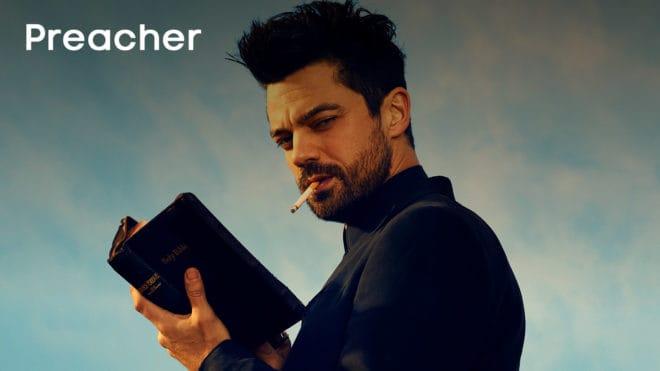 Une saison 4 pour la série Preacher.