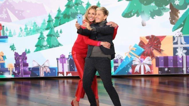 Ellen DeGeneres Julia Roberts