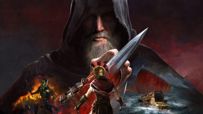 """Le DLC L'Héritage de L'Ombre d'Assassin's Creed Odyssey va avoir une """"nouvelle"""" fin."""