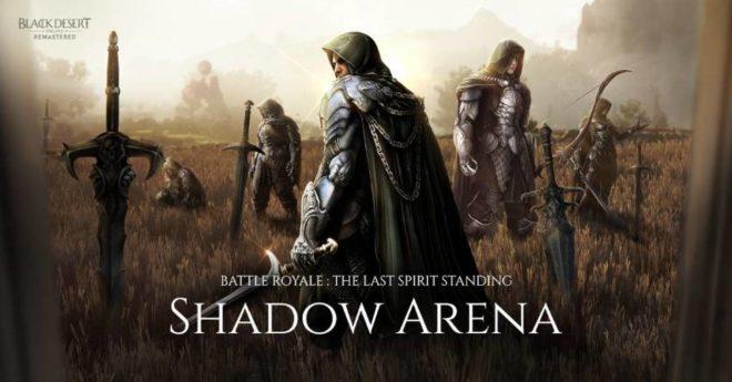 Le nouveau mode Shadow Arena de Black Desert Online rassemble jusqu'à 50 joueurs dans une bataille à l'ancienne.