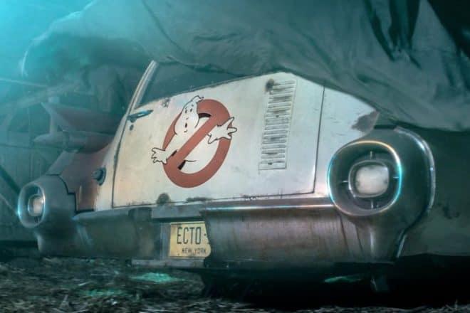La suite directe des films Ghostbusters des années 1980 s'offre un premier teaser.