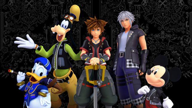 Kingdom Hearts 3 aura un résumé de l'histoire de la licence, un épilogue et une vidéo secrète via des mises à jour.
