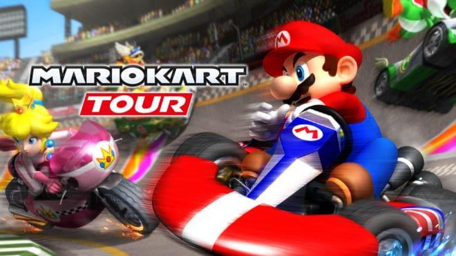 Nintendo retarde l'arrivée de Mario Kart Tour sur iOS et Android.