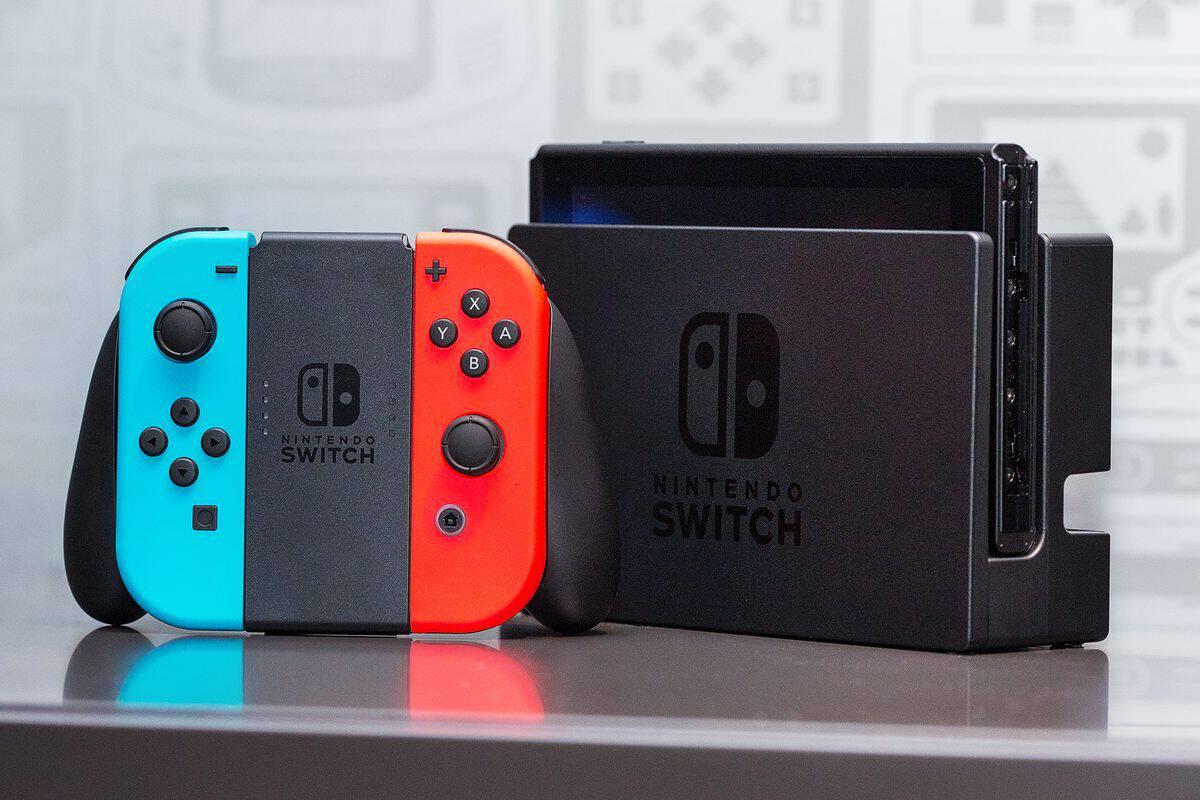 La vente de Nintendo Switch autorisée en Chine