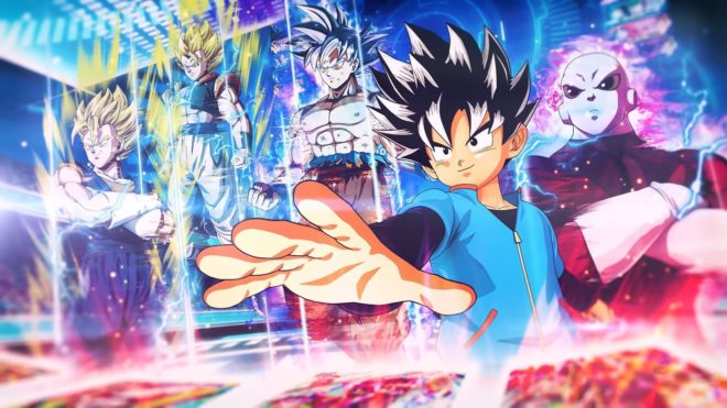 Super Dragon Ball Heroes : World Mission sortira en Occident.
